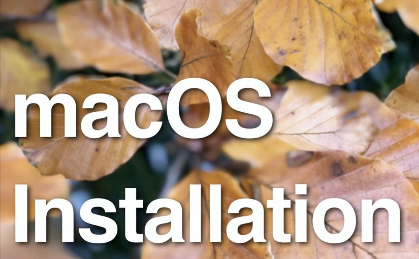 New Book: macOS Installation for Apple Administrators