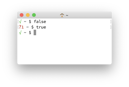 Show Exit Code in your bash Prompt | Scripting OS X