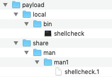 Build a shellcheck installer for macOS – Scripting OS X