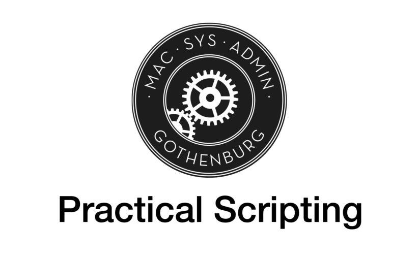 MacSysAdmin Online 2020