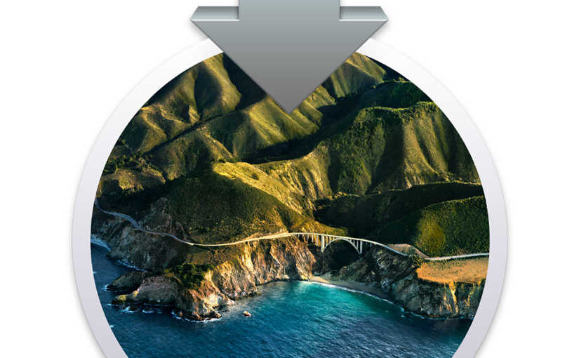 Deploying the Big Sur Installer Application